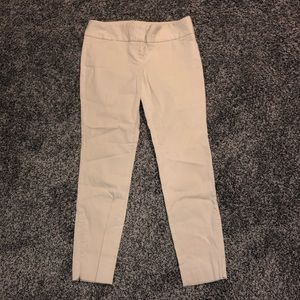 The Limited Exact Stretch Ankle Pants